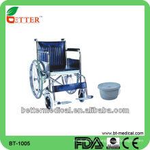 Cadeira de rodas de preço padrão com cômoda