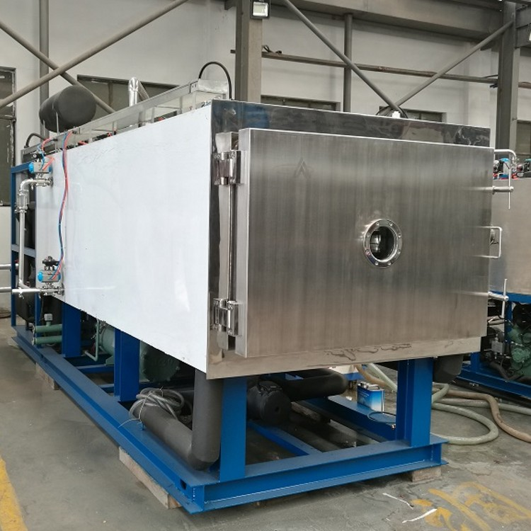 production type freeze dryer
