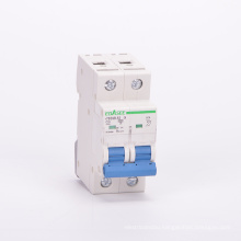 6KA breaking capacity MCB with 10a 32a 40a 50a 63a
