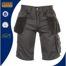 Männer Baumwoll-Multi-Taschen Woking kurze Hosen
