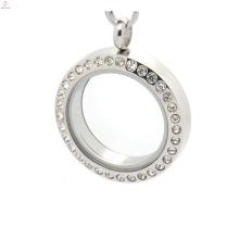25 мм серебряный кристалл стекло плавающие подвески медальон твист лица и медальоны прелести внутри