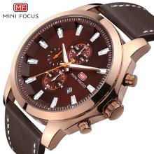 MINI FOCUS Fashion Top Brand Quartz Watch