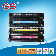 CB540A for hp 1215 compatible color cartridge