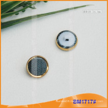 Combined Round Fabric Covered Button BM1717