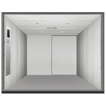 Hydraulic Freight Elevator Lift For Warehouse Used