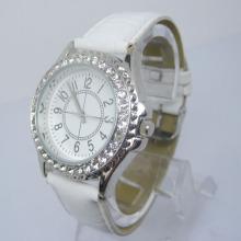 Venda quente de quartzo moda senhora relógio de presente
