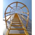 Corrimão de FRP / material de construção / escada de fibra de vidro / escada / portão de segurança