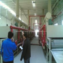 Secador de frutas profissional Mesh-Belt máquina de secagem