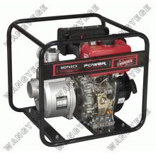 4-Zoll 9.0PS Wasser Pumpe Set mit Diesel-Motor und 85 m 3-h-Verschiebung