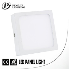 Popular Energy Saving 8W Ultra Narrow Edge LED Panel for Home (Square)