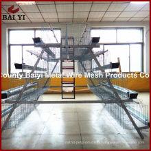 Cage de poulet d'approvisionnement de fournisseur d'or d'Alibaba