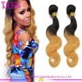 Großhandel billig 6a real Gewirr freien farbigen brasilianische Haar flechten