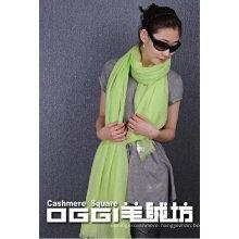 100% Cashmere multi-color shawl