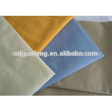 Tejido de calidad superior para usos múltiples, 100% tejido de algodón 100% tejido gris claro
