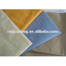 Tissu de qualité supérieure pour des utilisations multiples, 100% coton Textile 100% tissu gris uni