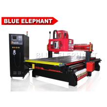 1530 Door Atc CNC Router Machine, Automatic Tool Change Spindle CNC Machine