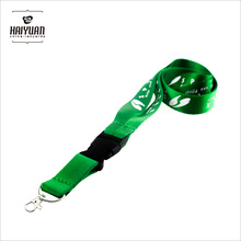 Various Style Nylon Lanyard with V Cut Sewing