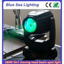10r shapry 280w beam spot wash cheap moving head lights