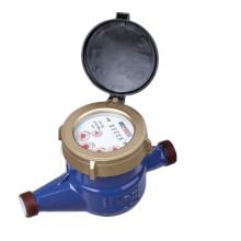 Flügelrad Messing Wasserzähler mit Vakuum versiegeltes Register