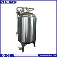 KUNBO 200-500L Edelstahl vertikale Milchkühlung Vorratsbehälter