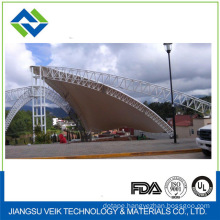 PTFE Tensile Fabric for Shade Sails