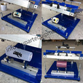 Tube Printer, Round Products Usage and Single Color Color&Page Bottle Screen Printing Machine