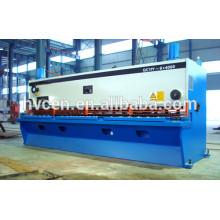 QC11Y-12 * 3200 hydraulische CNC-Plattenschere Maschine