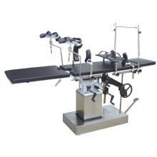 Manual Manipulación lateral de la mesa de operaciones para la cirugía Jyk-B7301c