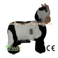 Vaches laitières animales Rider Coin Operated Machine