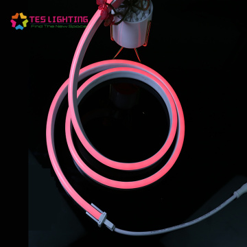 Luz de neón flexible multicolor 5050 IP68 RGB / W