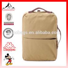 Mochila de mensageiro de saco de lona dupla utilização especial design (ES-Z283)