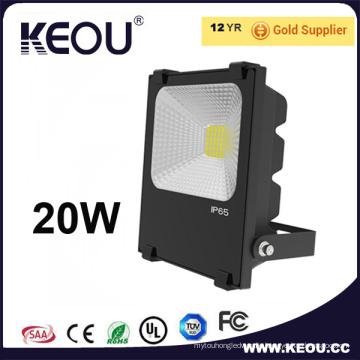 SMD LED Floodlight 20W Warm White Neutral White Cool White