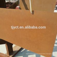 A588 Corten A Folha chapa de aço resistente à corrosão Atmosférica