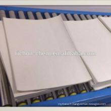 2017 premières matières premières RICHON NE2401 Fluoroélastomère viton FKM mélange de caoutchouc