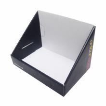 Soem fertigte Design-Papppapier-Anzeigen-Papierkasten besonders an