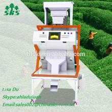 Máquina de classificador de cor CCD óptica para classificação de cor do chá