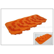 Helloween Bat Shaped Silicone Ice Tray (RS05)