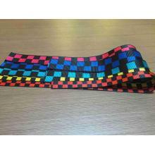 Correas de poliéster de hilo teñido multicolor
