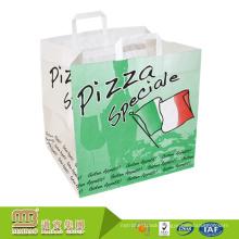 Intertek bsci audited custom design square bottom plastic bag Guangdong manufacturer