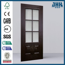 JHK Modern Gate Design Fiberglass Wood Interior Doors