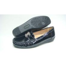 Chaussures Chaussures Contestes à Chaussures Chaussures avec Semelle extérieure TPR (Snl-10-083)