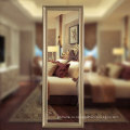 Поставщик фабрики 3-5 мм серебристо-золотой отель или домашнее напольное зеркало