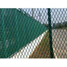 O revestimento mergulhado do PVC expandiu malhas e redes para a maneira elevada