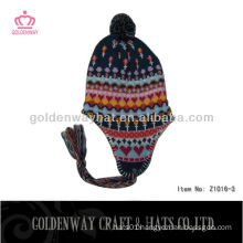 korean style knitted hat cheap knitted hat