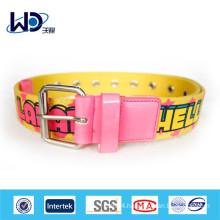2014 Fashion handmade ladies fabric belts