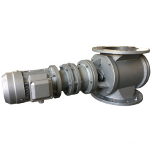 Electric Airlock Rotary Feeder Electric Rotary Vane Feeder for Lock out Storage and Unloading Equipment
