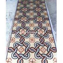 Stone Mosaic Marble Mosaic Pattern Floor Tile (ST115)