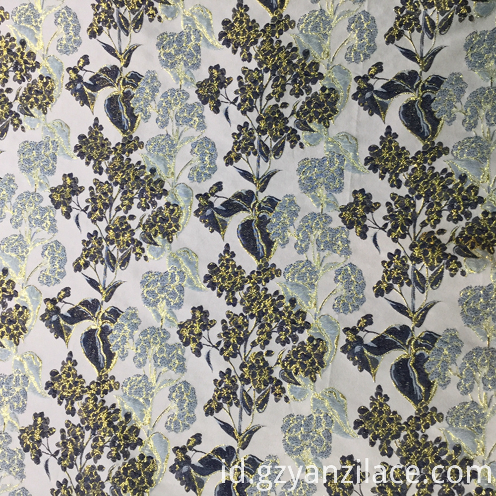 Heavy Jacquard Fabric