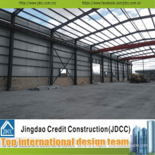 North Africa Steel Structural Building Warehouse Jdcc1010