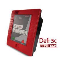 Meditech Desfibrilador Externo Automatizado Portatil Aed Con Energia Seleccionable Defi5c